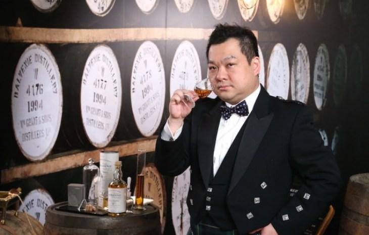 The Balvenie 百富360°手工威士忌經典特展