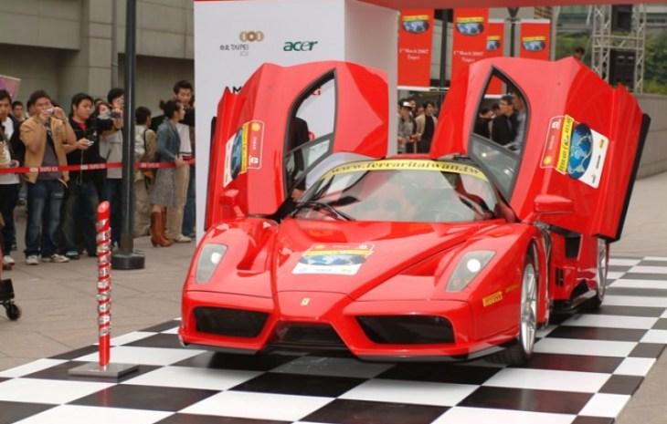 Ferrari 60周年慶全球活動