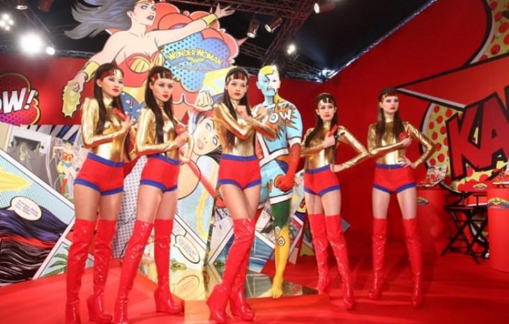 M.A.C 神力女超人全新系列發表會暨VIP派對