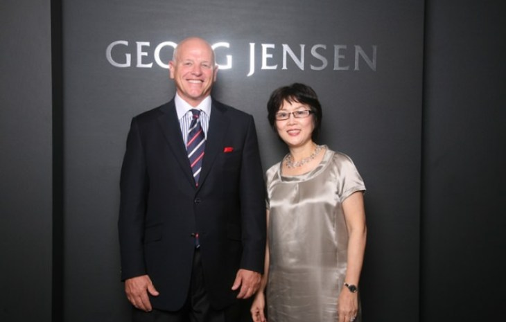 Georg Jensen 高雄夢時代概念店開幕活動
