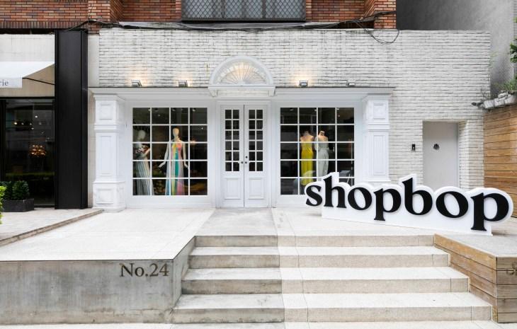 SHOPBOP at Snob 2019 春夏時裝預覽記者會