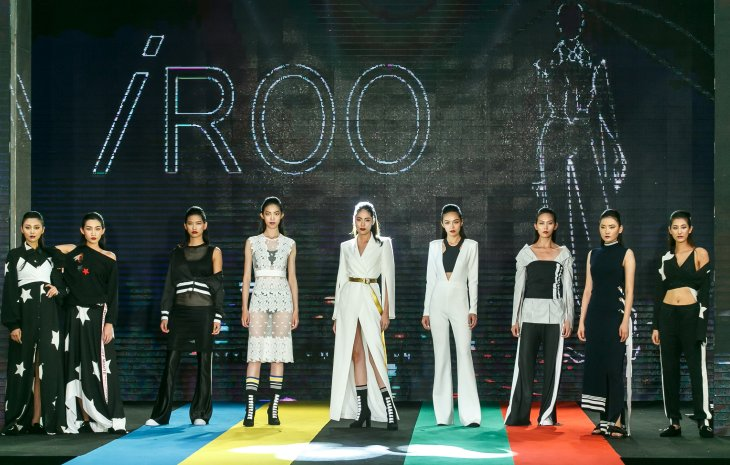 iROO X 世大運 Fashion Show