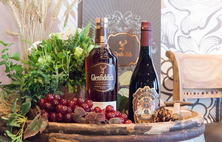 Glenfiddich 格蘭菲迪台灣精神第二號作品-埔桃酒風味桶 上市發表會