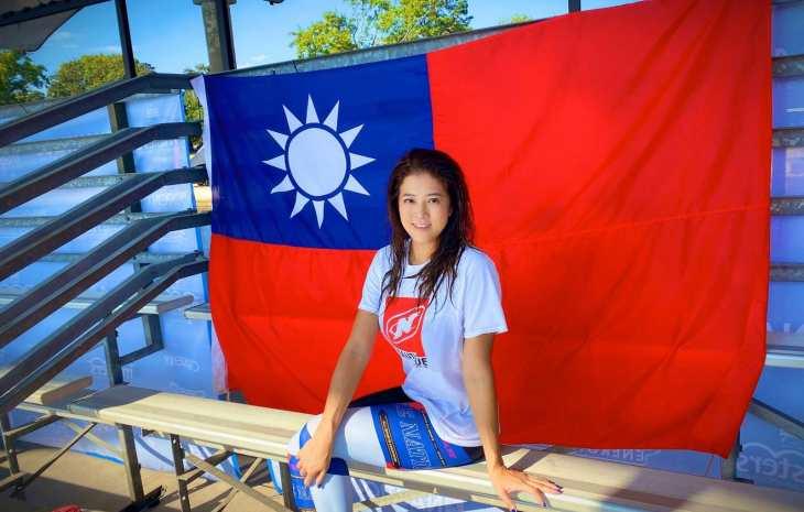 STARFiSH agent 滑水運動界首位台灣快艇衝浪選手陳美彤在美國喬治亞州 為台灣贏得首面銀牌