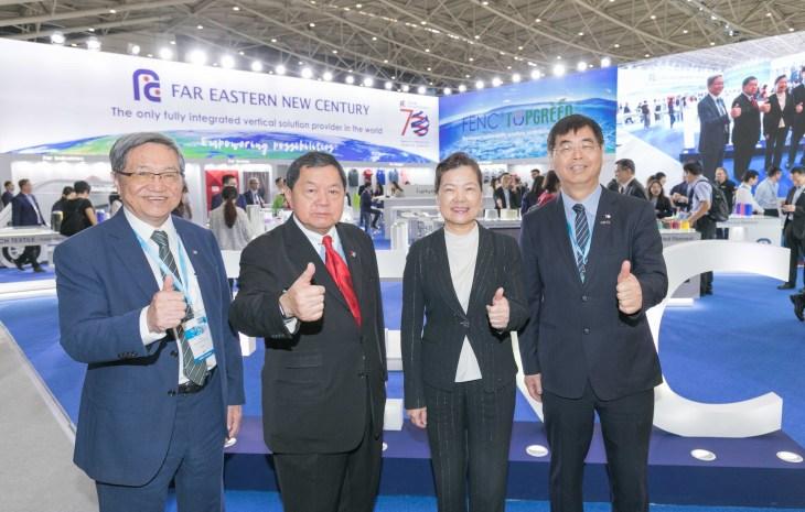 FENC 遠東新世紀 2019 TITAS 台北紡織展