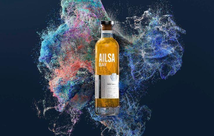 艾沙貝單一麥芽威士忌 Ailsa Bay Batch 1.2 Sweet Smoke上市