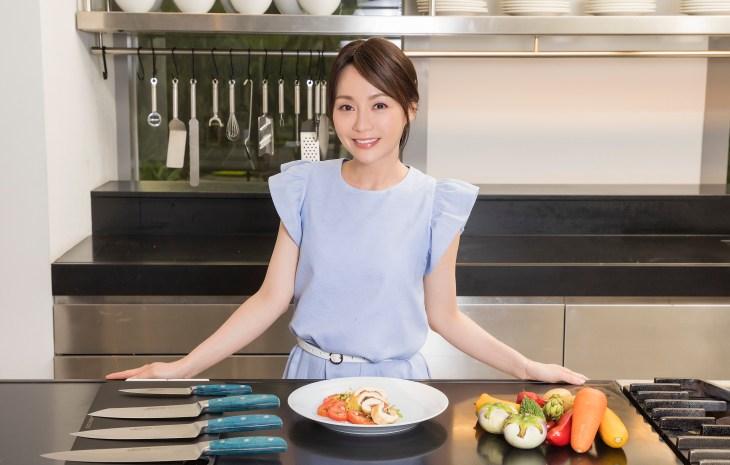 西班牙百年名刀ARCOS阿科斯 x 美女主廚Joanna劉韋彤享受療癒料理時光