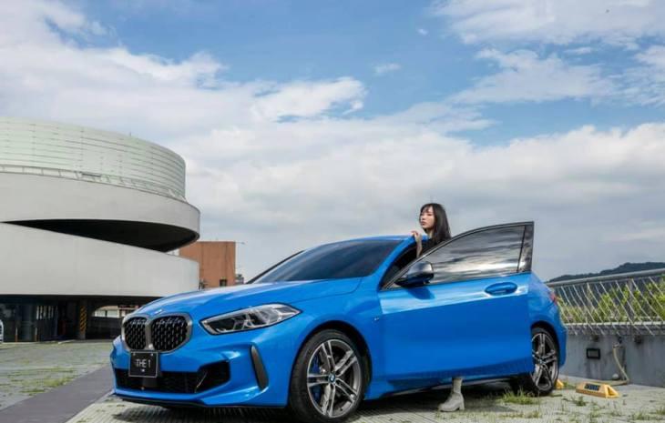 全新世代BMW 1系列 X 賽車手Betty:在引擎的咆嘯聲中,我的青春有種不同
