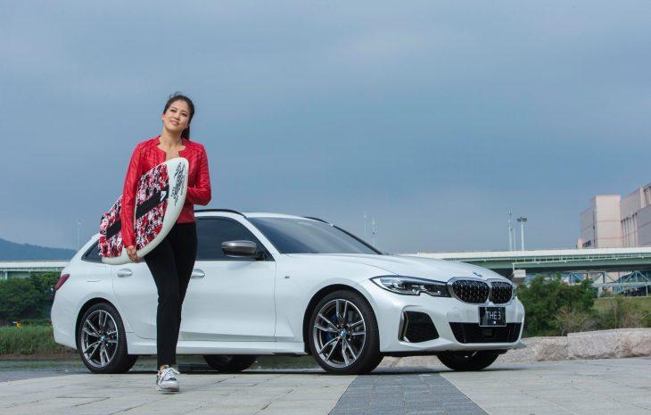 全新BMW M340i Touring X Kimberly :在水上疾馳的熱血信仰