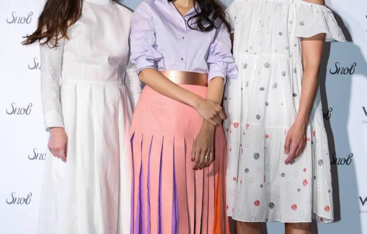 Snob Designer Tête-à-tête當代女性流行時裝風格論壇
