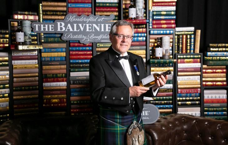 The Balvenie 百富故事系列上市發表會