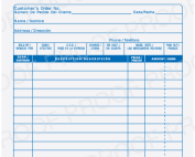 General Sales Forms GSCC-652