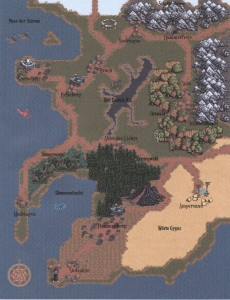 DS Campaign Map