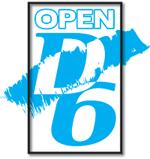 Open D6 Logo