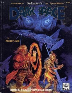 Dark Space cover