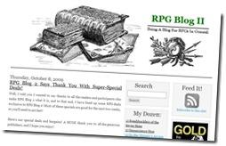 RPG Blog II