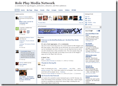 Role Play Media Network