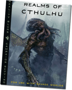 Realms of Cthulhu cover