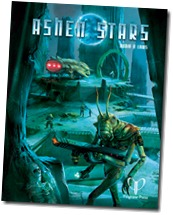 Ashen Stars Cover