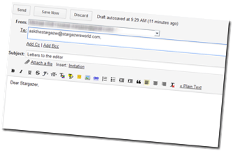 Compose Mail