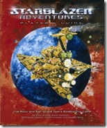 Starblazer Adventures 2nd Edition