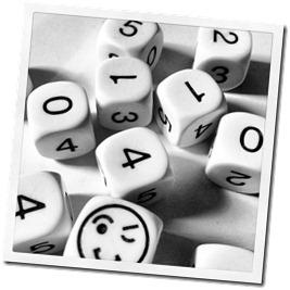 fancy dice