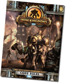 IK RPG Core Rules Cover