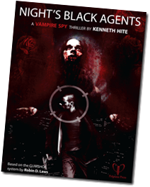 Night's Black Agents cover