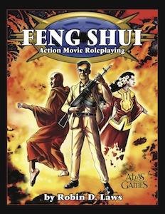Feng Shui cover