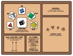 SW player mat