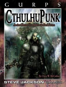 Cthulhupunk cover