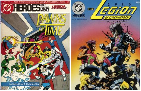 Legion Sourcebooks 2