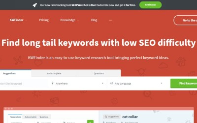 KWFinder Review – The Best Budget Keyword Research Tool in Market