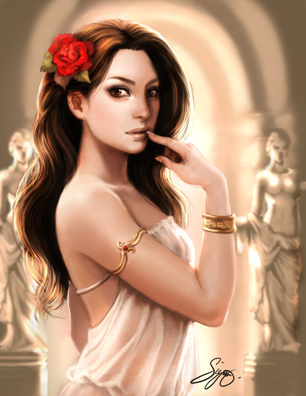 Making Paganism Sexy Top 10 Classical Bad Girls 10 Tyche