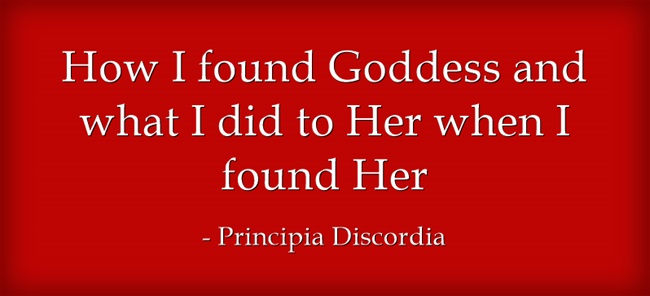 How-I-found-Goddess-and
