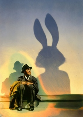 That's big talk for a man whose best friend is a giant rabbit (or pooka)