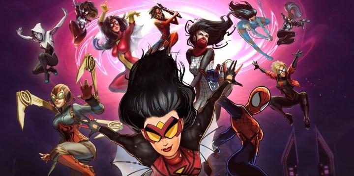 spider-women-of-marvel
