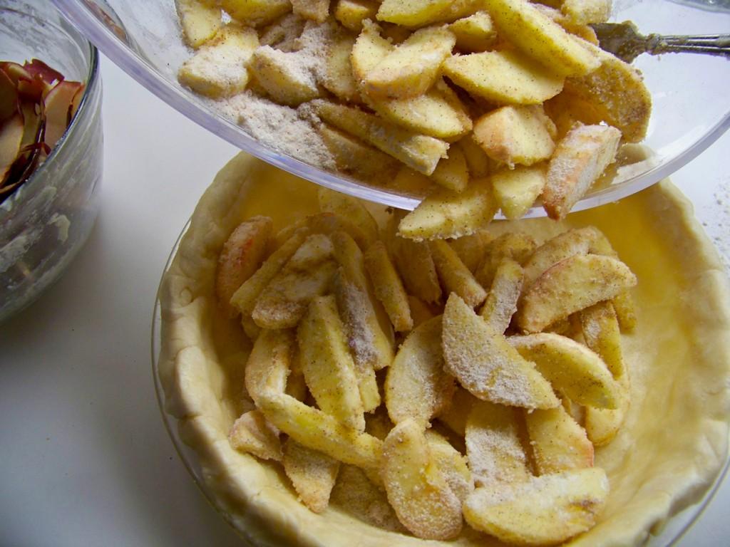 Tart Recipe Fresh Apple