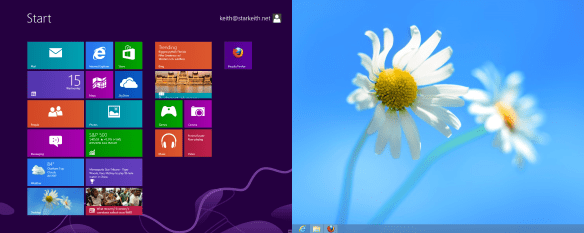 Windows 8 dual monitor screen capture