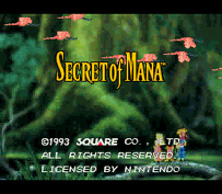 The Secret of Mana