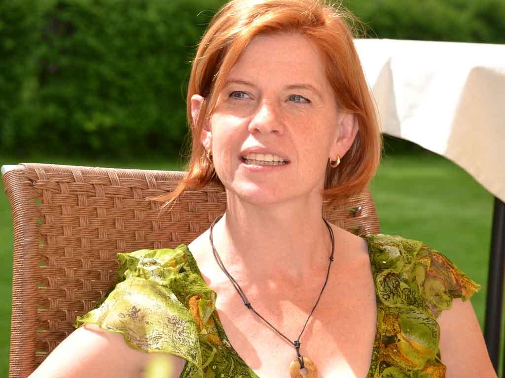 Silvia Jordan