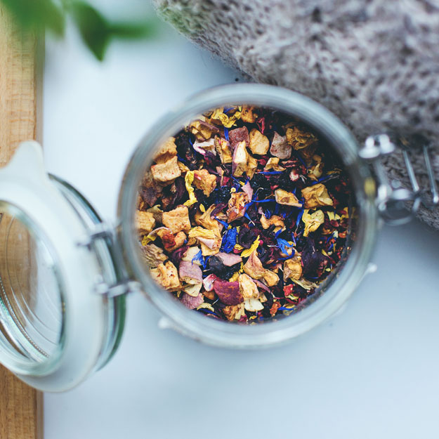 Holiday Mason Jar Granola Recipe Add a little holiday magic to your kitchen