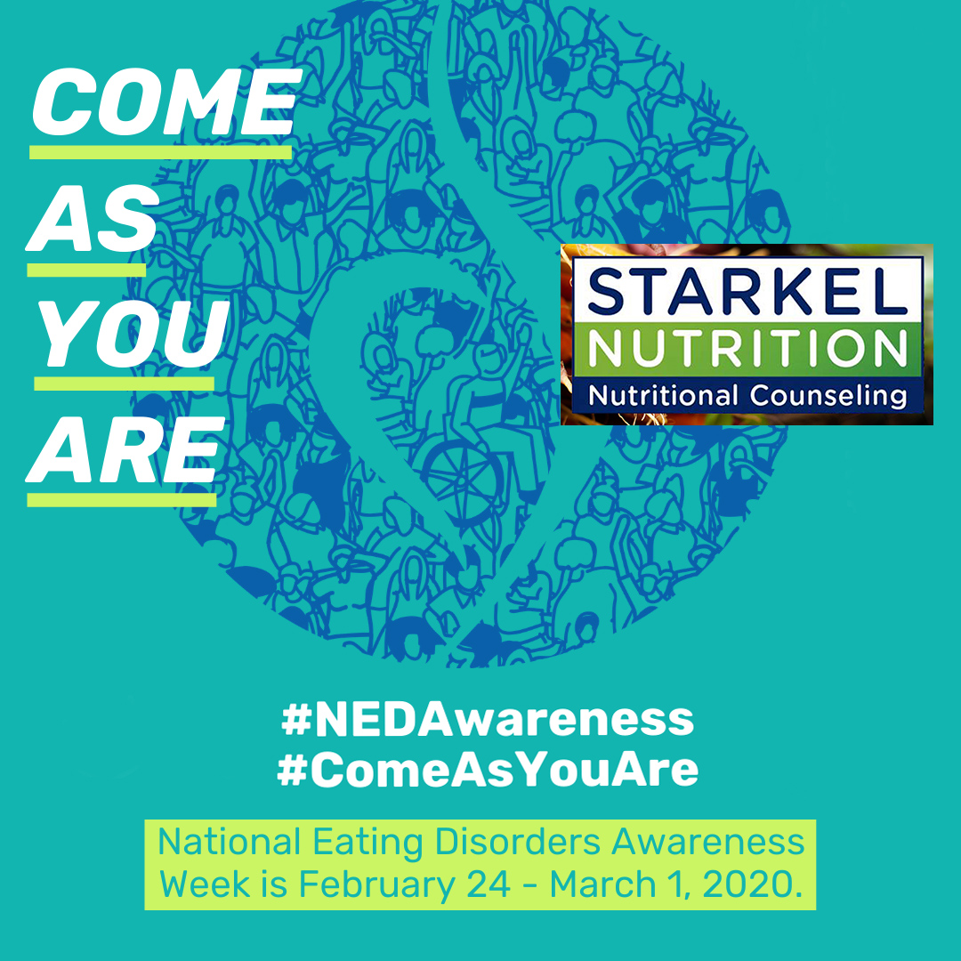 national eating disorder week awareness starkel nutrition seattle nutritionists
