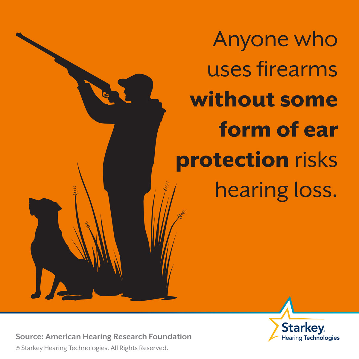 Hunting Season Means Soundgear Hearing Protection