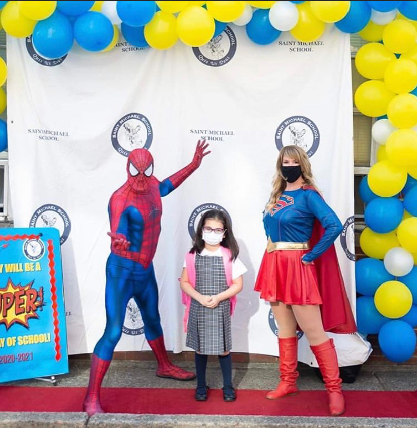 Giada superheroes
