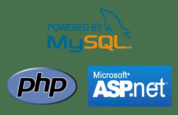 php,asp.net