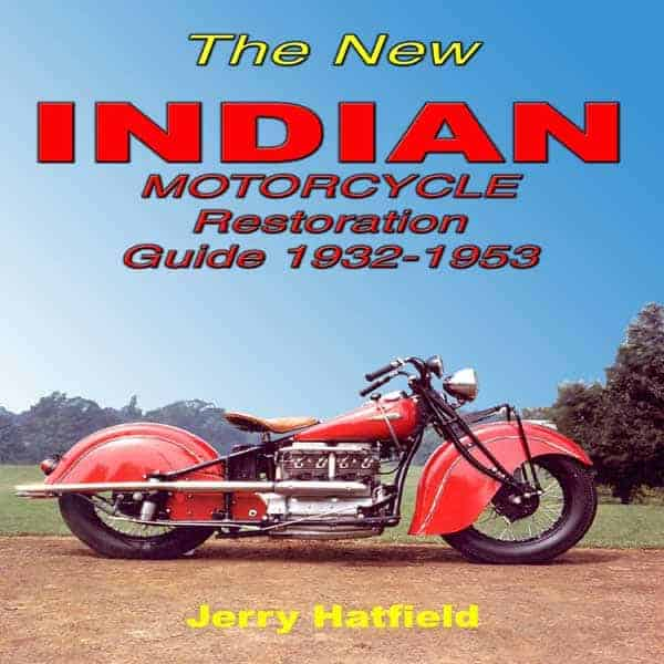 Wondrous Book Indian Restoration Guide By J Starklite Indian Motorcycles Wiring Digital Resources Counpmognl