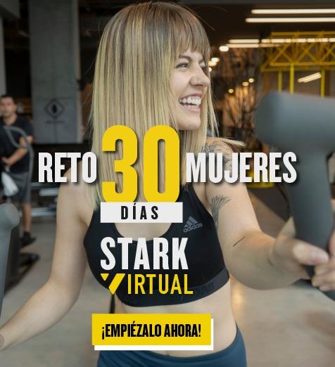 Reto Stark 30 Días Mujeres