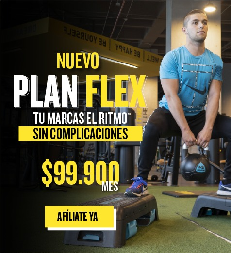 Plan Flex Stark Gym