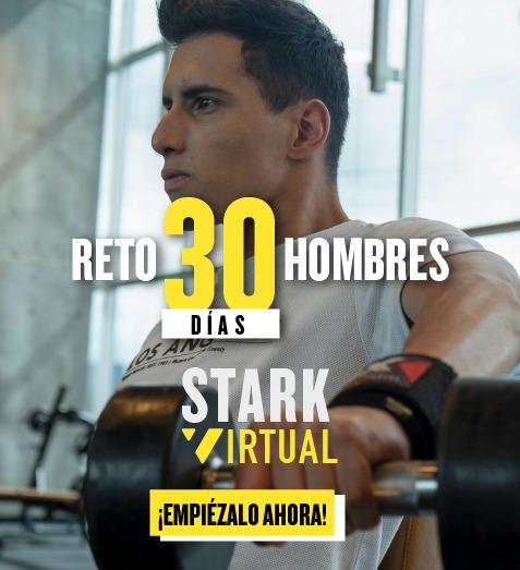Reto Stark 30 Días Hombres